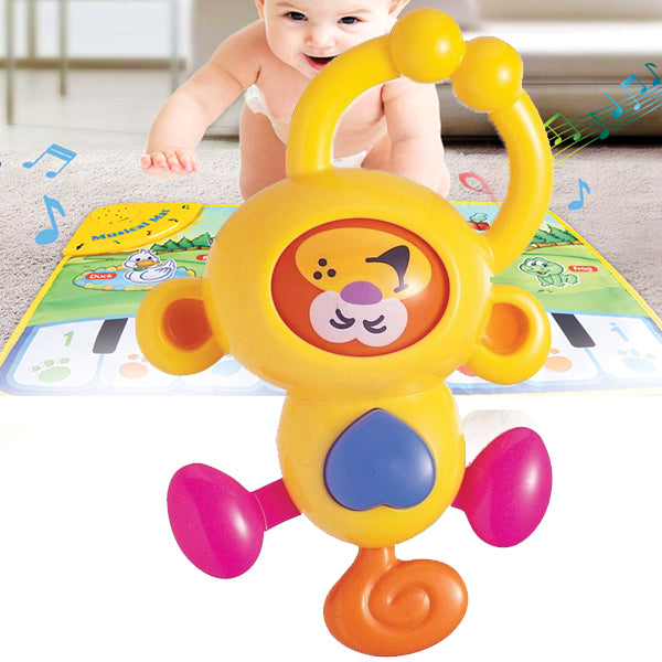 Pack of 3 Tigex Tita Rattle Monkey 646220 | 24hours.pk