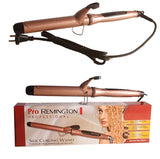 Pro Remington Professional Silk Curling Wand Model No 1177 | 24hours.pk