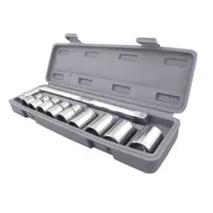 Professional Heavy Duty Socket Wrench Set Tool Kit - 10 Pics | 24hours.pk