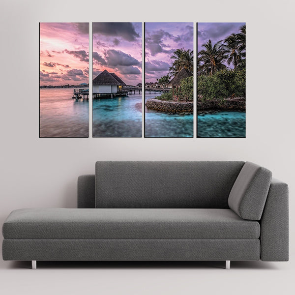 Cool Exotic 4 Pcs 3d Small Wall Frame AJ-03 | Framerstore.com