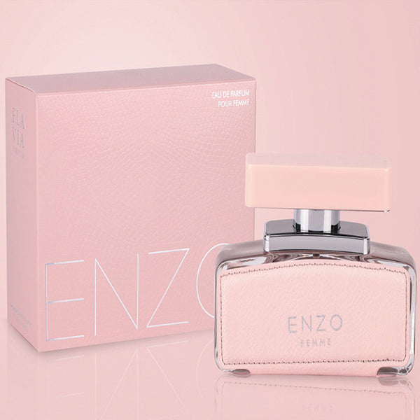 FLAVIA ENZO EAU DE PARFUM FOR WOMEN 100ML | 24hours.pk