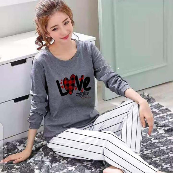 Pajamas Women Suit Korean Style Casual Pajamas Fashion Pajamas For Women