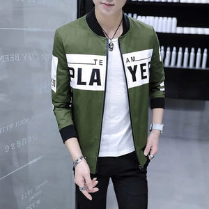 Bumper jacket (GREEN)