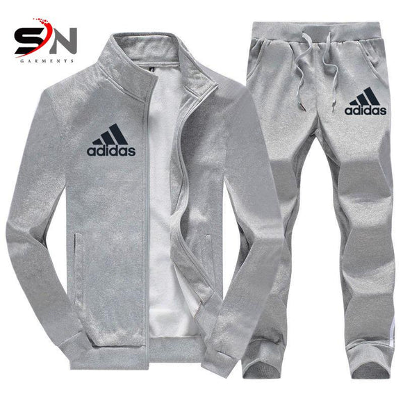 TRACK SUIT (GREY)