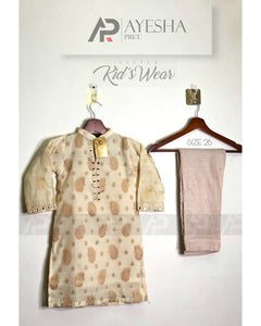 KIDS WEAR 2ps BY AYESHA PRET