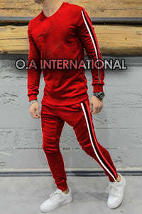 O.A INTERNATIONAL Shirt & Trouer (RED)