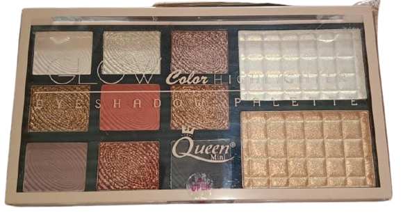 Queen Mini Glow Color Eye Shadow