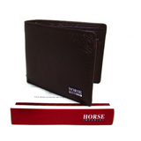 Imperial Horse Wallet For Men | 24hours.pk