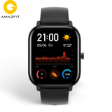 Amazfit GTS Fitness Smart Watch – Black