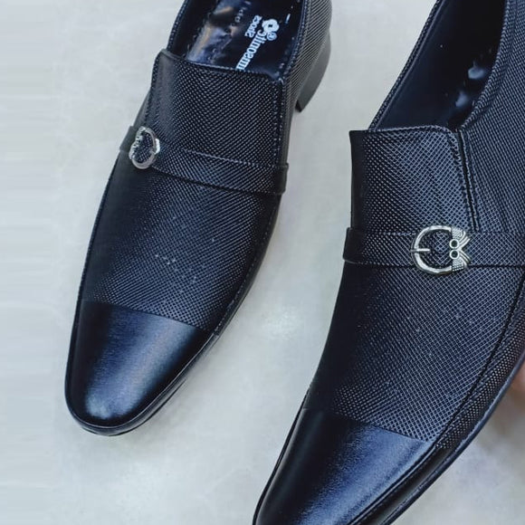 Offfice Shoes For Mens Black | 24HOURS.PK