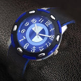 Simple Design Watch For Mens Black and Blue | 24HOURS.PK