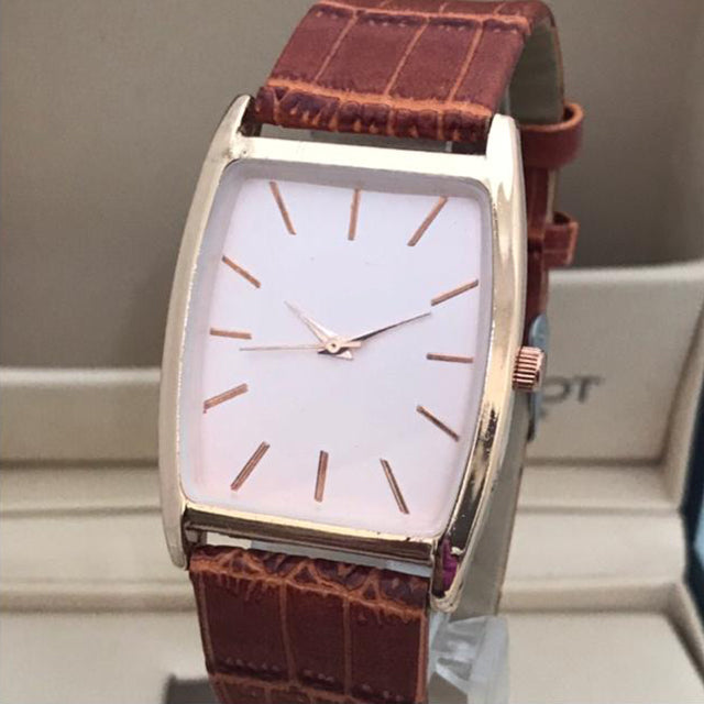 Latest Design Watch For Mens Golden and Light Pink | 24HOURS.PK