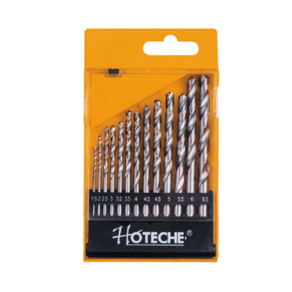 13Pcs HSS Twist Drill Bit Set 501011 | 24HOURS.PK