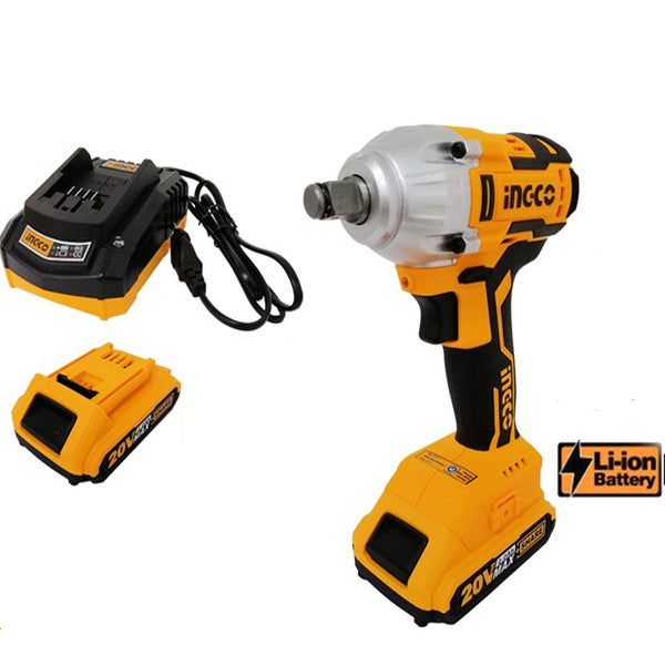 Lithium-Ion impact wrench CIWLI2001 | 24hours.pk
