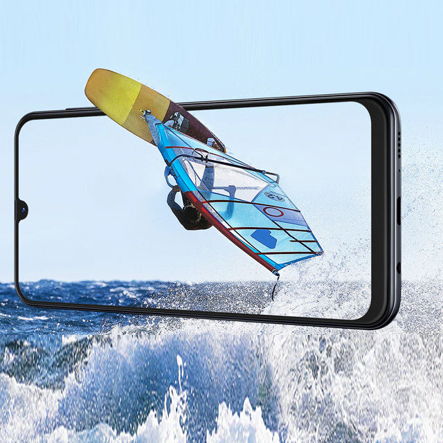 "Samsung Galaxy A50 - Display 6.4"" - Camera 16+5MP Front 25MP - RAM 4GB - ROM 128GB - Battery 4000mAh 