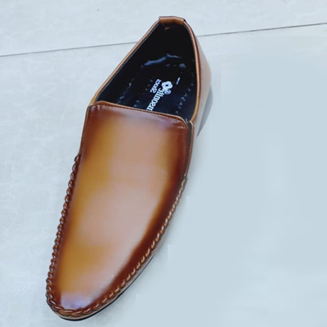 Loafer Type Shoes For Mens Brown | 24HOURS.PK