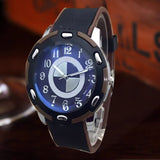Simple Design Watch For Mens Black and Brown | 24HOURS.PK