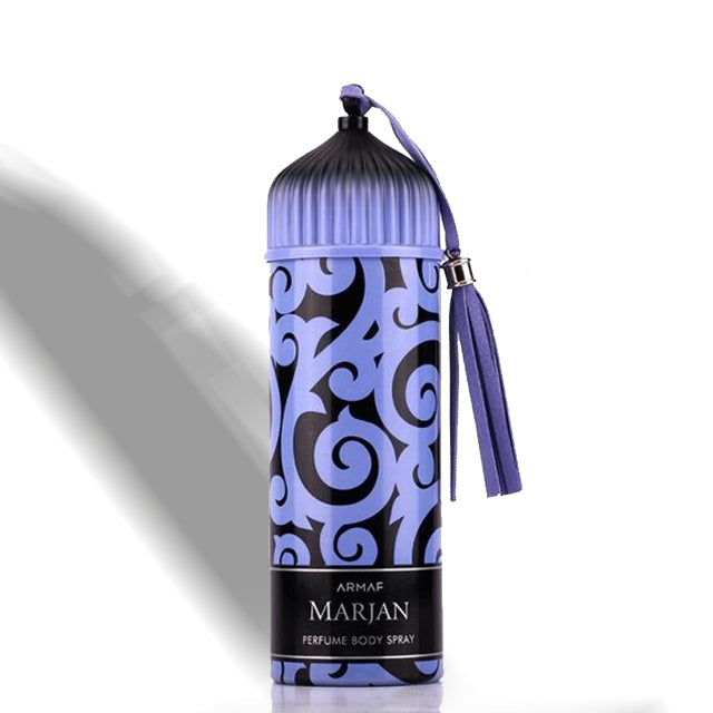 Armaf Marjan Perfume Body Spray - Blue- 200 ml | 24hours.pk