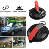 Car Luggage Hold Suction Anchor Plus Securer Pair For Car Securing Item | 24HOURS.PK
