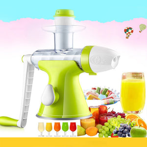 Multi Function Hand Juicer Manual Handy Fruit Juicer Machine | 24hours.pk
