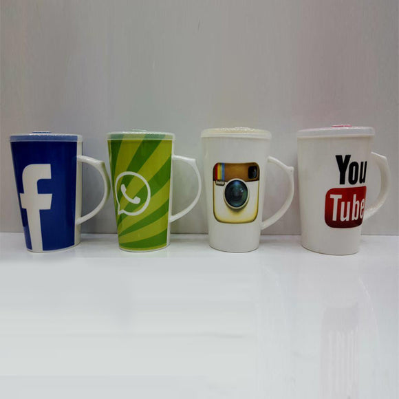 Differrent Companies Logo Coffee Cups | 24HOURS.PK