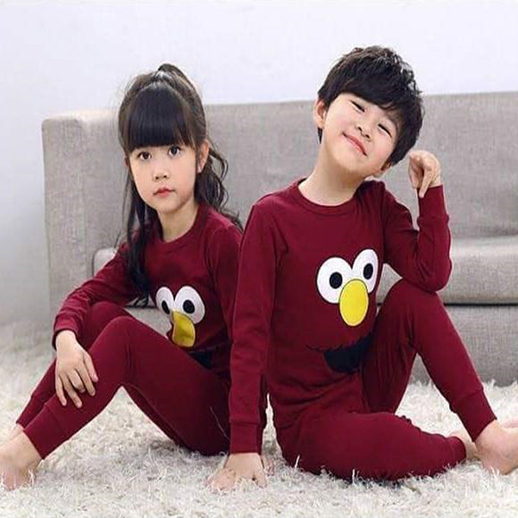 Sleeping suits Long Sleeve Kids Pajamas | 24HOURS.PK