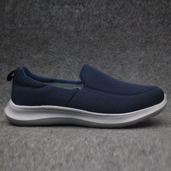 Slip On Causal Shoes For Men's Blue | 24HOURS.PK