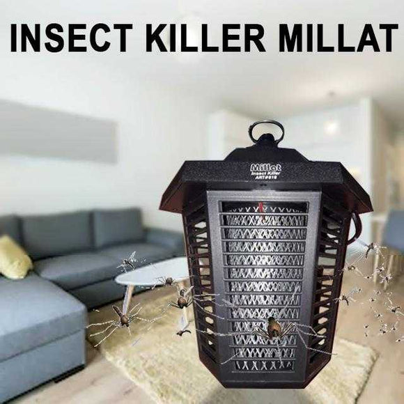 Millat Insect Killer LED Anti Mosquito Device | 24hours.pk