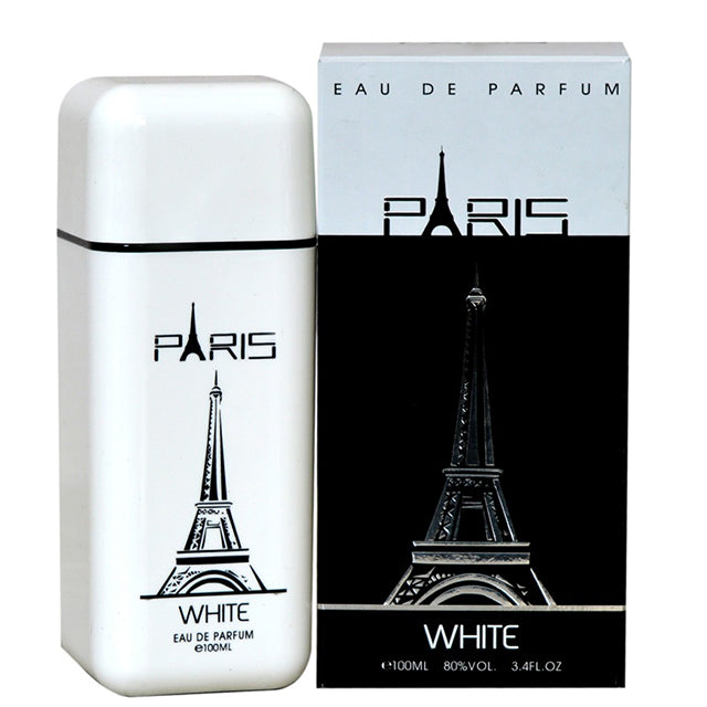 Paris White Eau de Parfum - 100 ml  (For Men & Women) | 24hours.pk