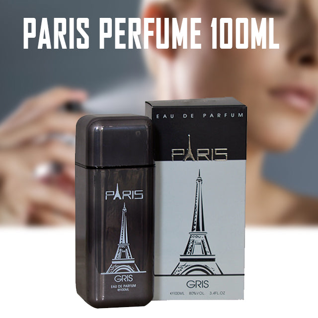 Paris Perfume Body Spray - Gris, 100 ml | 24hours.pk