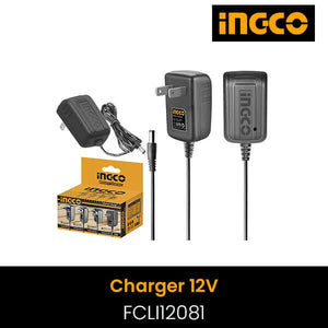Ingco Charger FCLI12081 | 24hours.pk