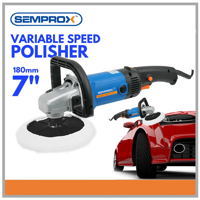SEMPROX 180MM ANGLE GRINDER 1400W POLISHER SAP1801 | 24HOURS.PK