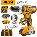 Lithium-Ion impact drill CIDLI2002 | 24hours.pk