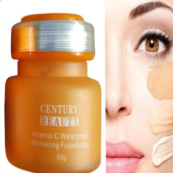 VC Century Beauty Vitamin C Waterproof Whitening Cream 50g | 24hours.pk