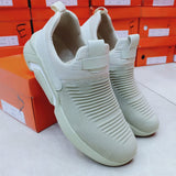 Off White Simple Lines Design Sneakers For Mens | 24HOURS.PK