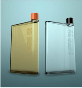 A5 Memo Notebook Bottle | 24hours.pk