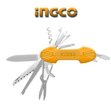 INGCO 15-Functions Pocket Knife | 24hours.pk