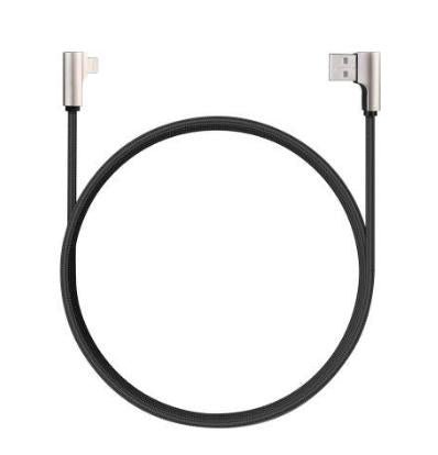 Aukey 90° Nylon USB-A to Lightning Cable (CB-BAL6)