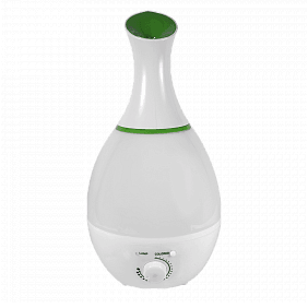 Cyber 2.4 Liter Ultrasonic Wave Humidifier 25 Watts, Assoted Color | 24hours.pk