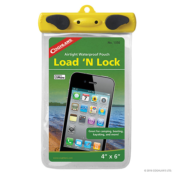 "Coghlan Load 'N Lock 4"" x 6"" 1350 