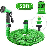Expandable Waterpipe 50ft for Garden & Portable Car Vacuum Cleaner (025) | 24HOURS.PK