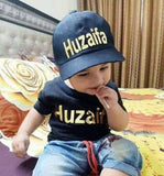 Pack of 2  Customized Cap And Half Seleve T-Shirt With Your Name | 24hours.pk