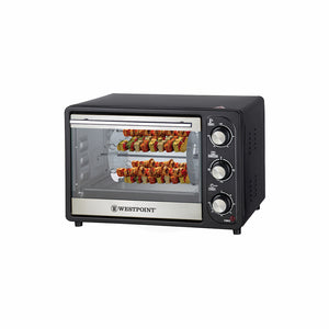 Westpoint Rotisserie Oven Toaster 24 Ltr (WF-2310) (Only For Karachi)