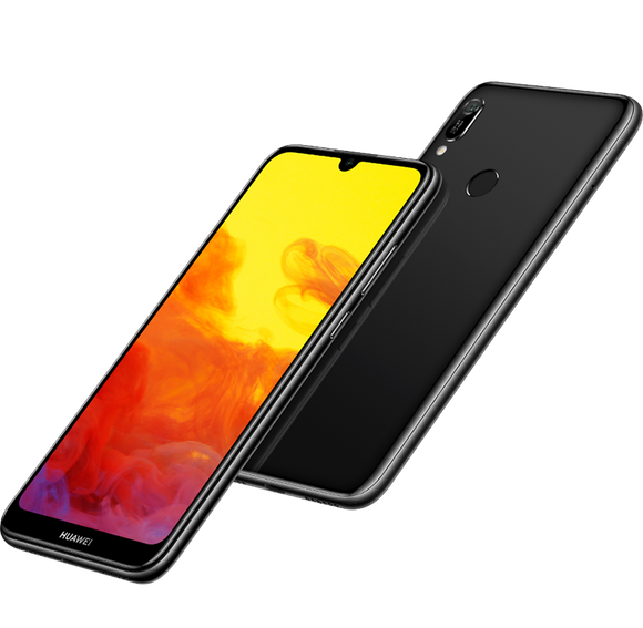 HUAWEI Y6 Prime 2019 - 6.09 Display - 2Gb Ram - 32Gb Rom - Fingerprint - 3020 mAh | 24HOURS.PK