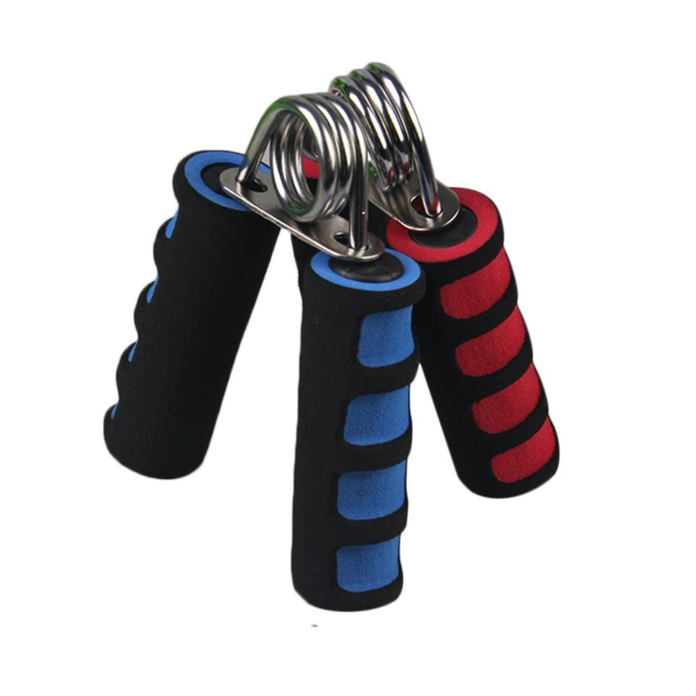 Grips Spring-Grip Hand Wrist Arm Strength Exercise Fitness Grip Hand Grippers Fitness Equipment | 24hours.pk