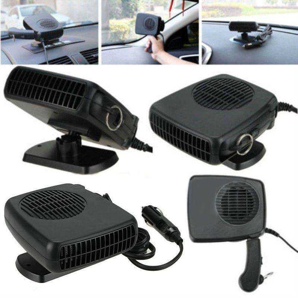 Portable Car Heating Defroster Fan Car Heater | 24hours.pk