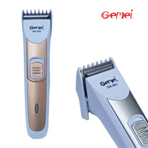 RECHARGEABLE GEMEI MENS BODY HAIR TRIMMER SHAVER MALE GROOMING CLIPPER GM-683 | 24hours.pk