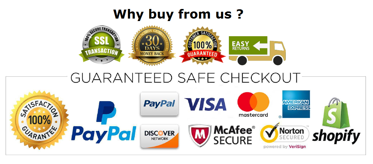 secure payment why buy from us
