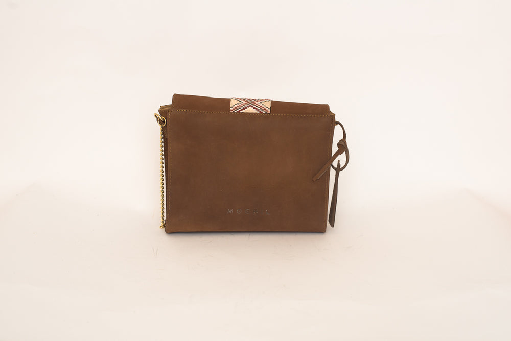 INDIO BAG - BRAUN