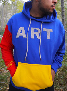 A.R.T COLOR BLOCKING SWEATER